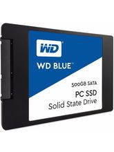 WD Blue 500GB Internal Solid State Drive (WDS500G1B0A)