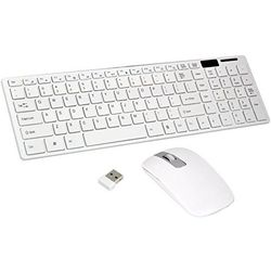 Terabyte Sleek Designer Wireless Keyboard And Mouse Combo