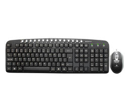 Zebronic Judwaa 525 Multimedia Keyboard And Mouse