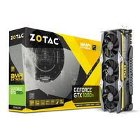 ZOTAC GeForce GTX 1080 Ti AMP Extreme 11GB GDDR5X VR Ready GRAPHIC CARD (ZT-P10810C-10P)