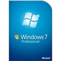 Microsoft Windows 7 Professional  64-bit  (OEM) (DVD)