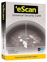 E-Scan Internet Security Universal 3User 1Year, 3 users