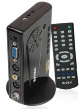 Intex Sky-Pro IT-195 FM LCD TV Tuner