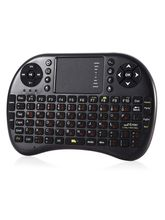 Generic Mini Wireless Keyboard With Touch Pad Mouse 2.4 Ghz Support Pc / Android