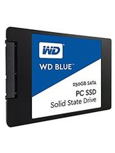 WD Blue 250GB Internal Solid State Drive (WDS250G1B0A)