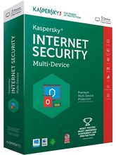 Kaspersky Internet Multi-Device-3 User 1Year, 3 users