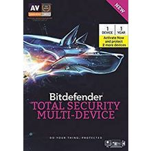 Bitdefender Internet Security - 1 PC, 1 Year (CD)