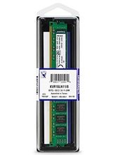 Kingston Value Ram Low Voltage Series DDR3 8 GB Desktop (KVR16LN11/8)