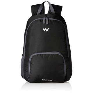 750f44aae6 Wildcraft Laptop Backpack Black available at Infibeam for Rs.1084