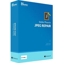 Stellar Phoenix JPEG Repair (Windows),  yellow