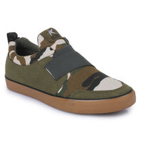 Refoam Sports Shoes (ZT-F-9-Army), 10