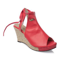 Cute Feet Wedges (PG1111S), pink, 37