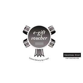 Shoppers Stop E-Voucher, 1000