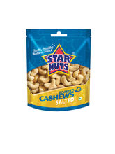 StarNuts Roasted Cashew Salted Standy Pack