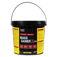 Healthvit Fitness Mass Gainer Xtra Chocolate Flavour 5kg / 11.02 lbs