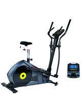 Pro Bodyline With 7Kgs Fly Wheel Heavy Duty Elliptical Trainer For Home Use, multicolor