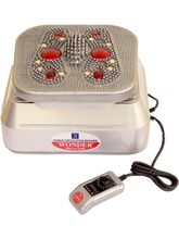 Wonder Brand 5 In 1 Oxygen & Blood (Power) Circulation Machine (Silver)