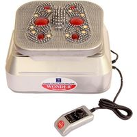 Wonder Brand 5 In 1 Oxygen & Blood (Power) Circulation Machine, standard-silver
