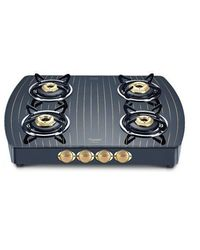 Prestige Premia GTS 04 (D) Glass Top Gas Stove