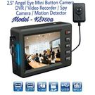 Generic 2.5 Inch KS-750A Angel Eye Mini Video Recording System Camera DVR