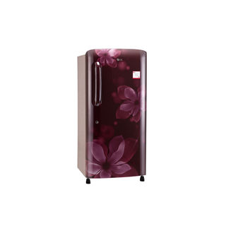 LG GL-B221ASOX 215 L Single Door Refrigerator