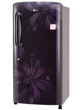 LG GL-B221APAW 215 L Single Door Refrigerator