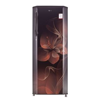 LG GL-B281BHDX 270L Single Door Refrigerator