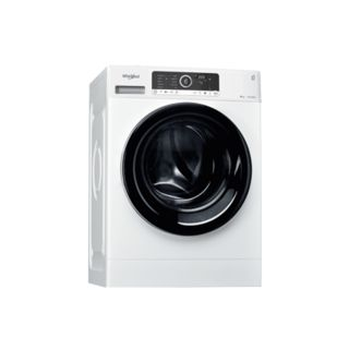 Whirlpool Supreme Care 8014 8 kg Fully Automatic Front Loading...