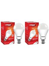 Eveready 23W-6500K Cool Day Light Pack of 2