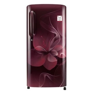 LG GL-B201ASDX 190 L Single Door Refrigerator