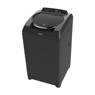 Whirlpool 360 ULTIMATE CARE 7.5 kg Fully Automatic Washing Machine, graphite