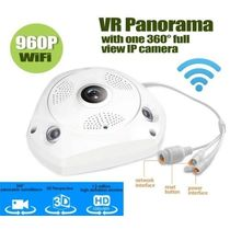 Generic 360 Degree VR Camera HD 960P Wifi IP Camera Home Security CCTV Camera