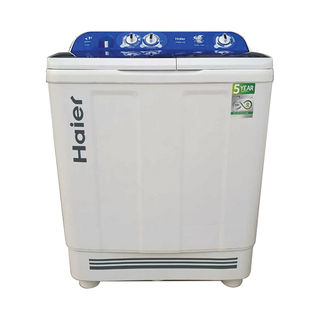 Haier HTW-80-1128 8 kg Semi Automatic Washing Machine