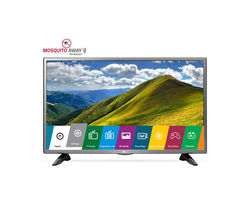 LG 32LJ525D 32 inch Slim LED HD Mosquito Away TV