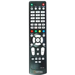 ion2 Plus Series Compatible STB/DTH Remote,  black
