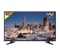Vu 40 Inches Full HD LED TV (40D6575, Black)