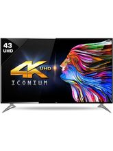 Vu 43BU113 43 Inch 4K UHD Smart LED TV
