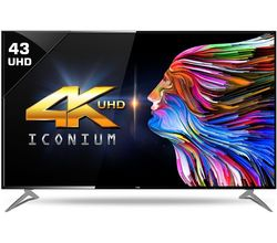Vu 43BU113 43 Inch 4K UHD Smart LED TV Infibeam Rs. 35978.00