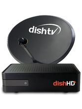Dish TV HD (Free Recorder) Set Top Box with Recording+ 1 Month Subscription FREE