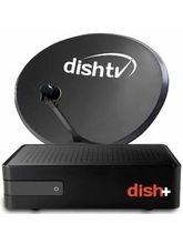Dish TV SD+ Connection - 2 Months All India Pack with Super Family Pack