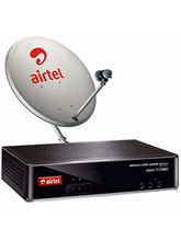 Airtel HD Set Top Box With Free 1 Month My Family Pack and 12 Months Recording