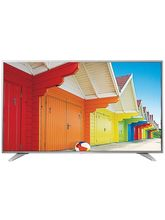 LG 43UH650T 43 Inches 4K Ultra HD Smart with WebOS 3.0 IPS LED TV, black