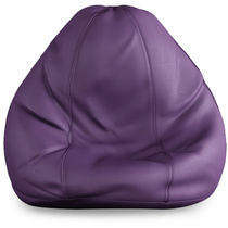 India Furnish Bean Bag Cover- Purple Color (Without Beans), xxl