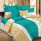 Ahmedabad Cotton Basics Cotton Double Bedsheet With 2 Pillow Covers (ACB20D00066)