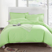 Ahmedabad Cotton Solids Cotton Single Bedsheet