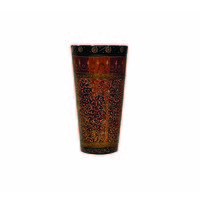 Cocovey Wood Flower Pot (HFP111003),  brown