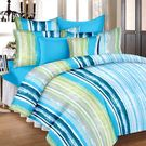 Ahmedabad Cotton Basics Cotton Double Bedsheet With 2 Pillow Covers (ACB20D00103)