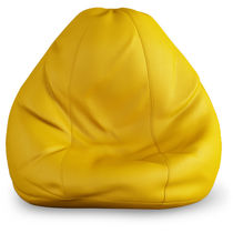 India Furnish Bean Bag Cover- Yellow Color (Without Beans), xxl