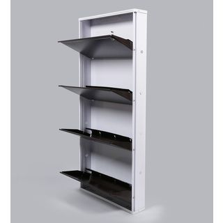 SWK Sanitaryware SC 02 Shoe Cabinet 4 Shelves