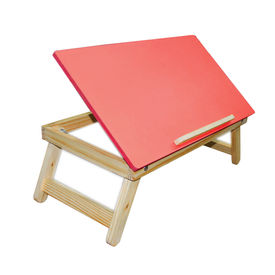 Ginnie & Ginnie Laptop Table Coloured-Red
